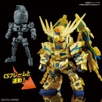 SD Gundam Cross Silhouette Phenex Destroy Mode Narrative Ver. Plastic Model Kit BANDAI SPIRITS