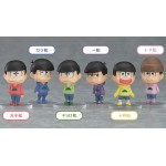Osomatsu san Trading Figure BOX of 6 Orange Rouge