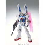 MG 1/100 V Dash Gundam Ver.Ka Plastic Model Mobile Suit V Bandai