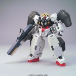 HG Mobile Suit Gundam 00 1/144 Gundam Virtue Plastic Model Kit Bandai