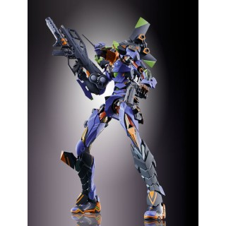 METAL BUILD Evangelion EVA-01 Test Type BANDAI SPIRITS ...
