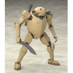 MODEROID Full Metal Panic Invisible Victory Rk-92 Savage SAND Plastic Model Kit Good Smile Company