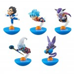 YuraColle Dragon Ball Super BOX of 5 MegaHouse
