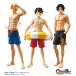 Gasha Portraits From TV animation ONE PIECE 02 BOX of 9 Bandai