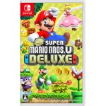 Nintendo Switch New Super Mario Brothers U Deluxe Nintendo