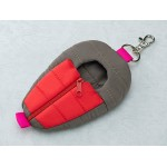 Nendoroid Odekake Pouch Sleeping Bag Gray and Red Ver. Good Smile Company