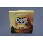 (T6E5) XBOX One controller Titanfall limited edition Microsoft
