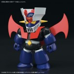 SD Cross Silhouette Mazinger Z Plastic Model Kit BANDAI SPIRITS