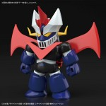 SD Cross Silhouette Great Mazinger Plastic Model Kit BANDAI SPIRITS