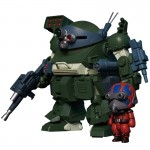 Robonimo 5PRO ATM-09-STTC Scope Dog Turbo Custom Armored Trooper Votoms 5PRO STUDIO