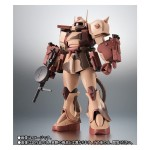 Robot Damashii side MS MS-06D Zaku Desert Type Caracal Corps ver. A.N.I.M.E Bandai Limited