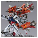 Gundam Seed MSV Metal Build Gunbarrel Striker 2nd batch Bandai Limited