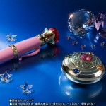 Sailor Moon Proplica Henshin Brooch And Hensou Pen Set Bandai Limited