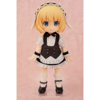 Kisekae Action Niitengo Is the order a rabbit Syaro Posable Figure Chara-ani