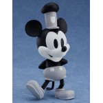 Nendoroid Steamboat Willie Mickey Mouse 1928 Ver. Black And White Good Smile Company