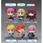 Learning with Manga Fate Grand Order Collectible Figure Box of 6 Good Smile Company
