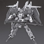 Model Graphix Gundam Archives Gundam Sentinel Arc BOOK Dainippon Kaiga