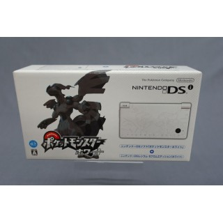 (T10E5) Nintendo DSI Pokemon Japanese White Edition New