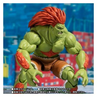 S.H Figuarts Street Fighter Blanka Bandai Limited