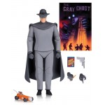 Batman The Animated Series 6 Inch DC Action Figure Gray Ghost DC Collectibles