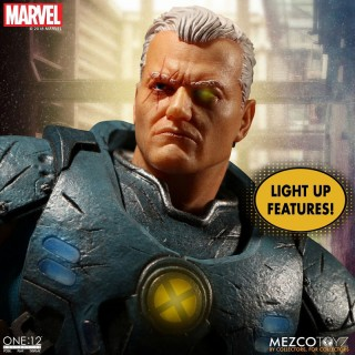 ONE 12 Collective Marvel Universe Cable 1/12 Mezco - MyKombini