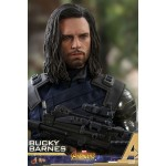 Movie Masterpiece Avengers Infinity War Bucky Barnes 1/6 Hot Toys