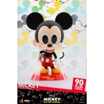 CosBaby Mickey Mouse Screen Debut 90th Anniversary Size S Mickey Mouse Hot Toys