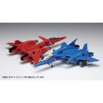 The Super Dimension Fortress Macross Flash Back 2012 VF-4 Lightning III DX Ver. Plastic Model Kit WAVE