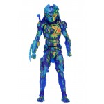THE PREDATOR Fugitive Predator Ultimate 7 Inch Action Figure Thermo Vision ver. Neca