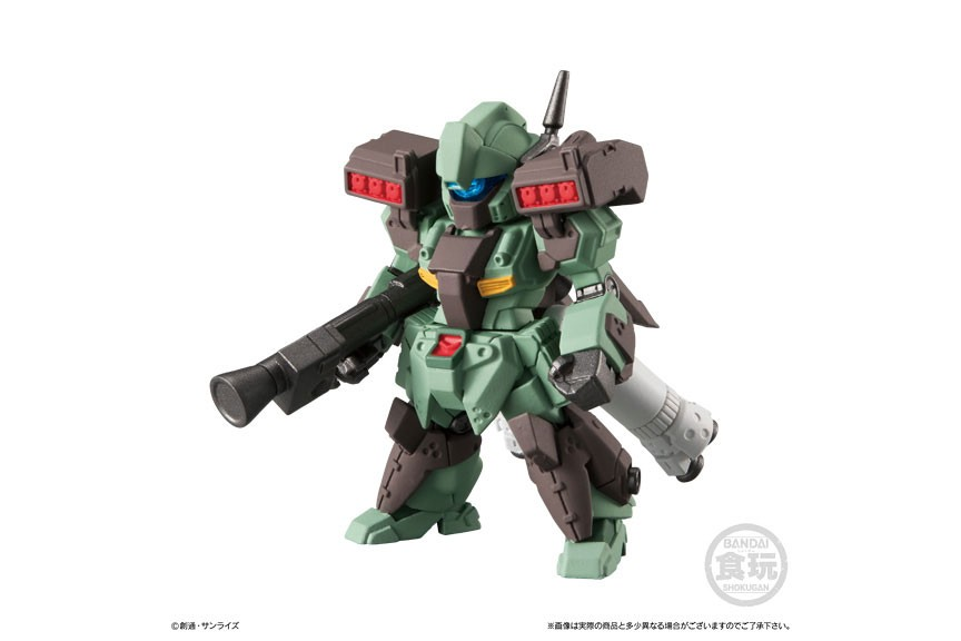 GUNDAM CONVERGE VOL 14 Narrative B-Packs F90 Jesta Stark BANDAI Set of 4PCS