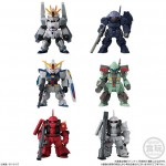 FW GUNDAM CONVERGE 14 BOX Of 10 Bandai