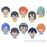 Yowamushi Pedal GLORY LINE Design produced by Sanrio Petite Plush Mascot Box of 10 SEGA Interactive