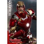 Movie Masterpiece DIECAST Avengers Age of Ultron Iron Man Mark. 43 1/6 Hot Toys