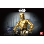 Star Wars model kit C-3PO Protocol Droid 1/12 Bandai