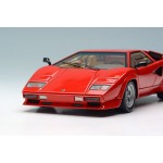 Lamborghini Countach LP400S 1978 Red 1/43 Make Up