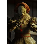 IT Pennywise Ultimate 7 Inch Action Figure Well House ver Neca