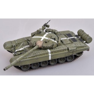 Soviet Army T-72A Main Tank 1980s 1/72 Model Collect