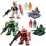 Mobile Suit Gundam Micro Wars BOX Of 10 Bandai