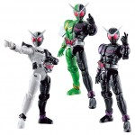 SO-DO CHRONICLE SO-DO Kamen Rider W BOX Of 8 Bandai