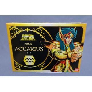 (T5E6) Saint Seiya vintage HK 2003 Gold Sanctuary AQUARIUS CAMUS
