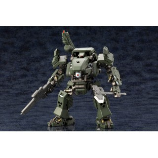 Hexa Gear 1/24 Bulkarm Alpha Jungle Combat Specifications Kit Block Kotobukiya