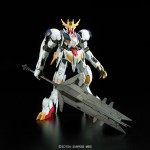 Full Mechanics Gundam Barbatos Lupus Rex Plastic Model Kit Iron-Blooded Orphans 1/100 BANDAI SPIRITS