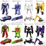 Mini-Pla Machine Robot Duel BOX Of 12 Bandai