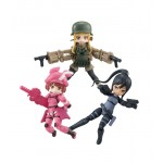 Desktop Army Sword Art Online Alternative Gun Gale Online BOX Of 3 MegaHouse