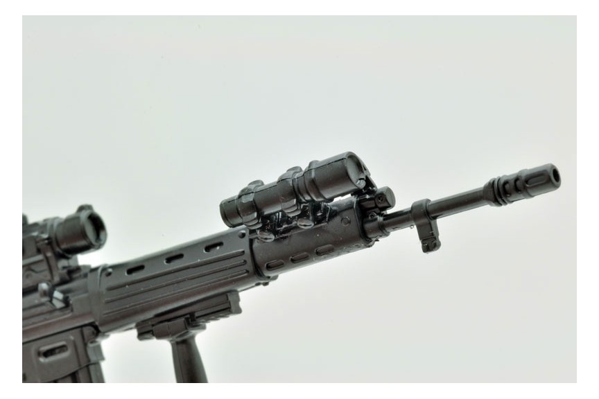 little armory ls01 type 89 assault rifle close range combat model