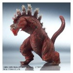 Toho 30 cm series Godzilla 2016 Third Form Clear Ver. Plex Limited