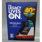 SNK NEO GEO 40th Anniversary Mini Classic Arcade (40 Games included) Japan version NEW