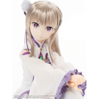 Pure Neemo Character Series No.113 Re:ZERO Starting Life in Another World Memory Snow Emilia 1/6 Azone