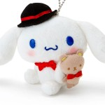 Cinnamoroll Mascot Holder WINTER Sanrio