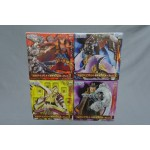 (T10E9) One Piece super effect vol.2 set Basile Eustass Killer Capone Banpresto